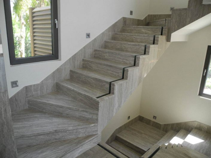 Didima Light marble stairs