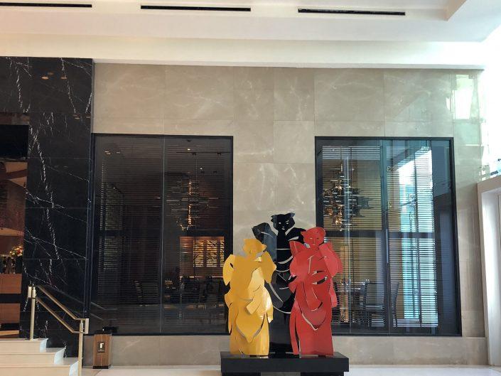 marble interior design trend - Corinthian Beige Marmyk Iliopoulos