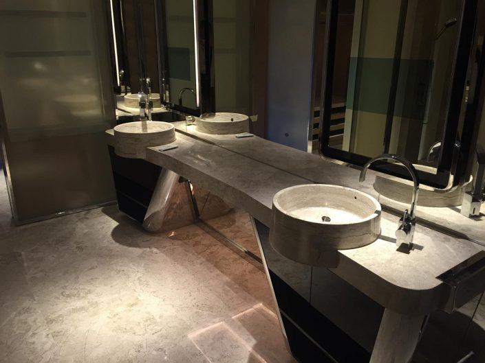 Πάλλαδιον Light μπάνιο από μάρμαρο