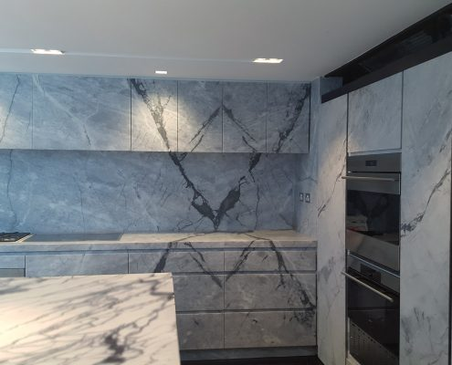 Parnon marble wall cladding design
