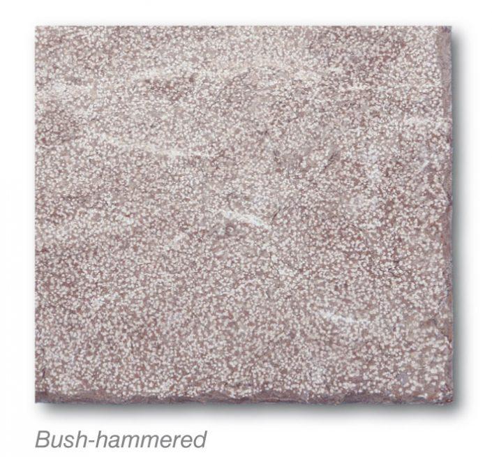 Kandia marble Bush-hammered finish