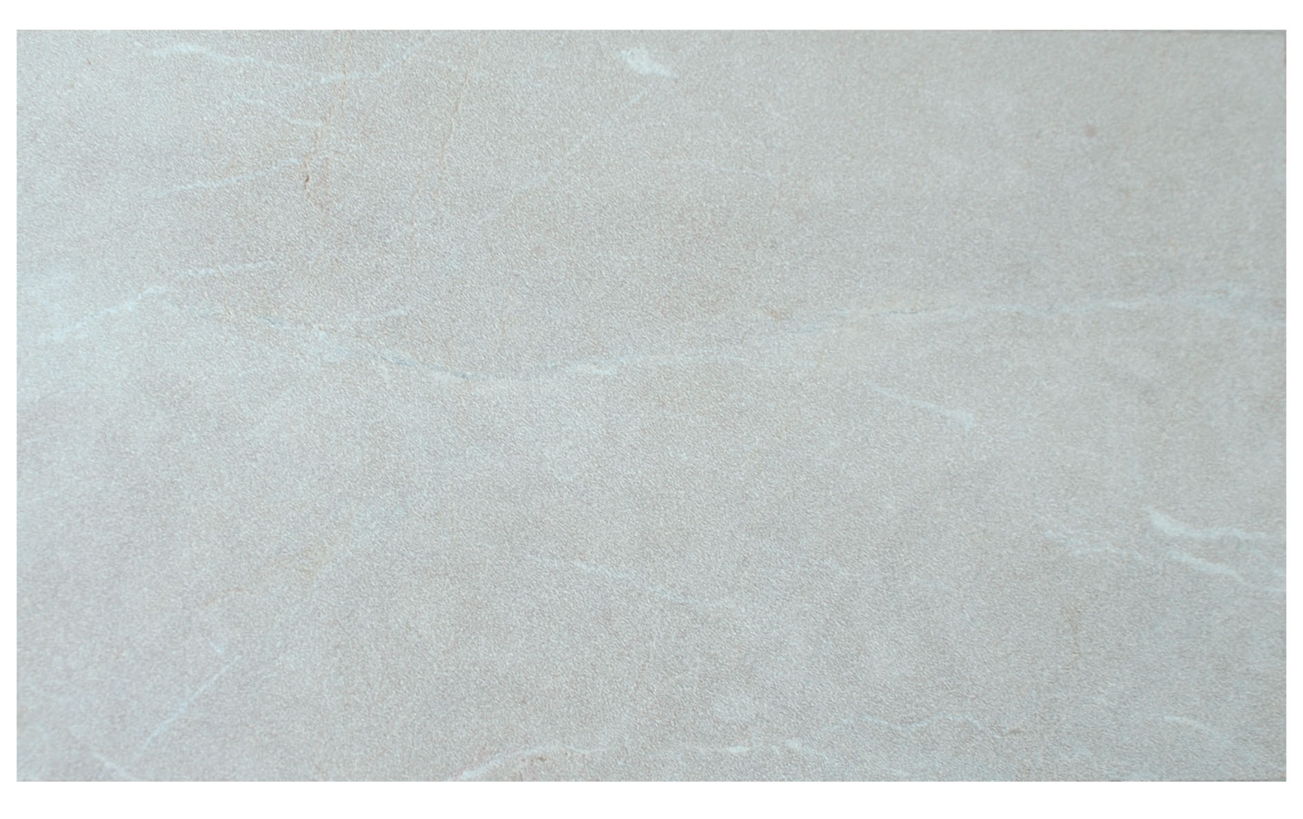sandblasted & brushed beige marble