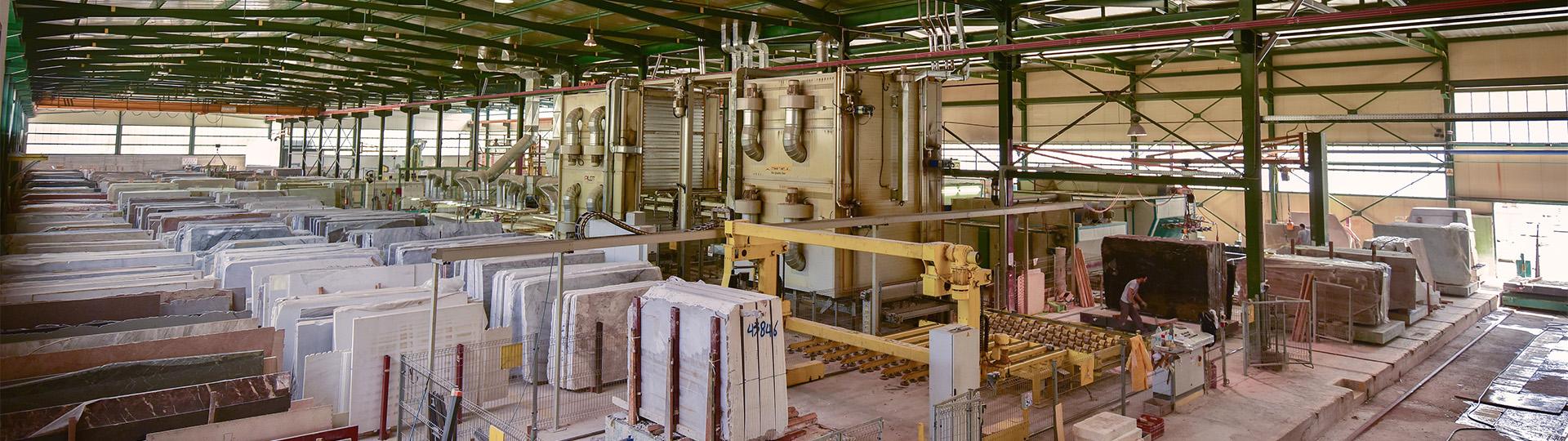 Εργοστάσιο μαρμάρων Marmyk Iliopoulos
