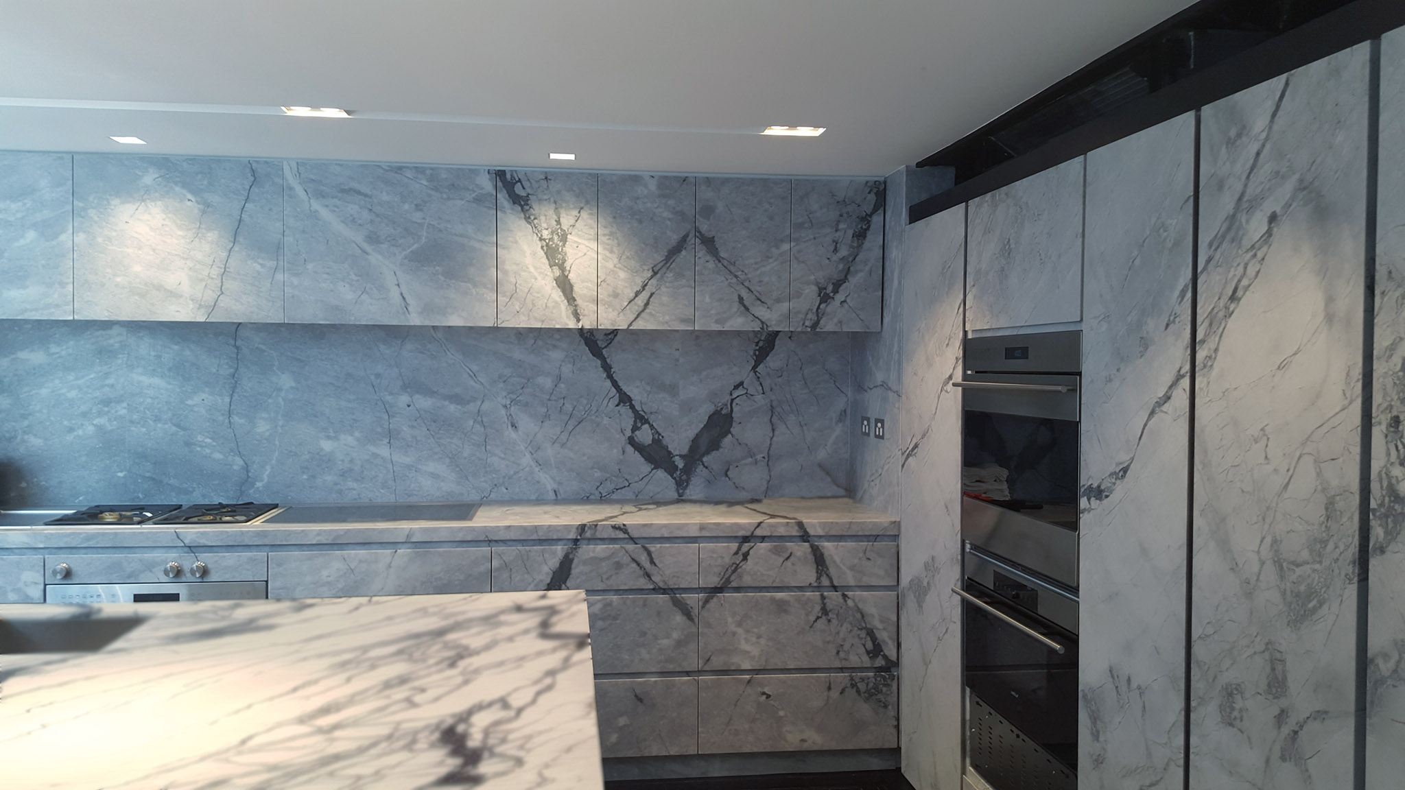 Parnon marble wall cladding design