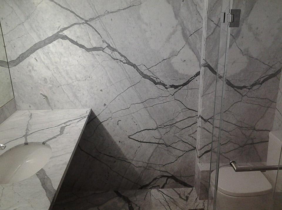 Πάρνωνας επένδυση μπάνιου