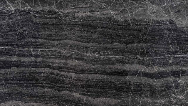 Μαύρο ριγωτό μάρμαρο Argos