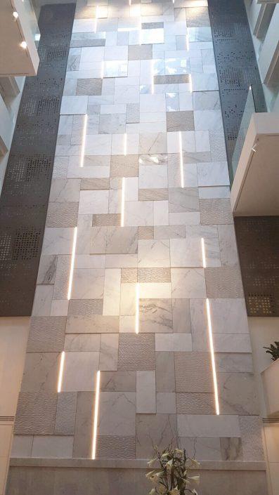 Parnon Light wall cladding